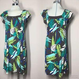 Apt9, Multicolour Summer Dress